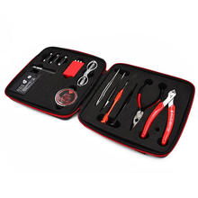 Coil Master Tool Kit V2 DIY Kit Neue Coil Master Tool Kit 2.0 für Rda Rba Atomizer Umbau Vape Mod