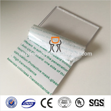 100% bayer material polycarbonate frosted sheet with uv blocking