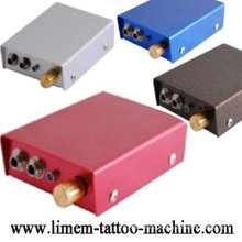 NEW Arrival Tattoo Power Supply for Tattoo Machine Gun with Plug Cast Iron Material digital tattoo machine power supply
