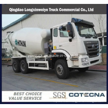Sinotruk Haohan 6X4 Special Vehicle Mixer Tank Truck