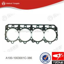 Yuchai YC4F engine cylinder head gasket FA100-1003001C-386