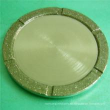 almohadilla de pulido de concreto de diamante de buena calidad