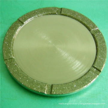 good quality diamond concrete polishing pad