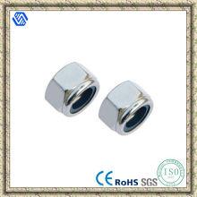 Nylon Insert Lock Tuerca DIN985, Nylon Nut