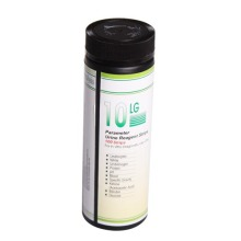 Urin reagens remsor