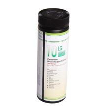 Urine reagent strip