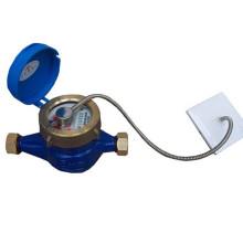El uso anormal del agua analiza el medidor de agua de lectura directa