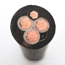 Cable de extracción de goma flexible y móvil