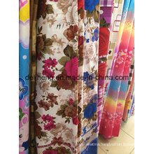 55-75GSM Cheap Price Multiple Used Microfiber Polyester Printed Fabric