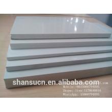 Bonne qualité Feuille de stratifié de couleur de PVC de panneau de mousse de PVC