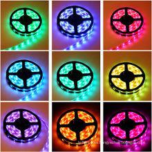 Tira de luz LED flexible SMD de 12V / 24V LED
