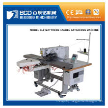 Mattress Handle Strap Embroidering/Tacking Machine Mattress Handle Machine (BLF)