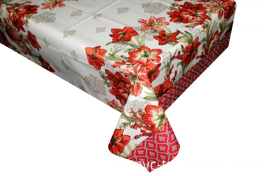Plastic Tablecloth by Roll