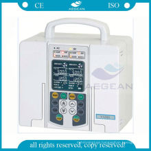 Hot sales with drug library infusion double channel Infusion Set