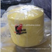 Huajiana cashmere estoque de fio de serviço