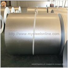 Aço Prepainted Usado 55% alumínio-liga de zinco revestido Galvalume Steel de Jiangsu
