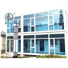 Сборный торговый центр Сборный контейнерный дом