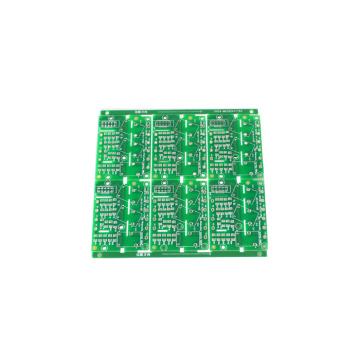 Placas de circuito de cobre de 25um furo minímetro inteligente