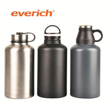 2015 Everich Lech-proof Double Wall Stainless Steel Beer Growler