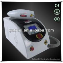 Laser à diode laser épilation