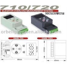 Контроллер весоизмерительного датчика лифта, датчик