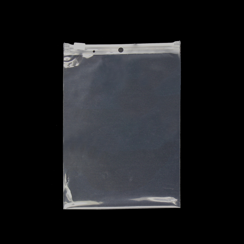 Heavy-duty Clothes Packaging Clear Plastic Zip Lock Bags