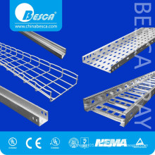 Ladder cable tray cable trunking system price good