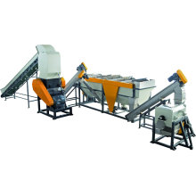 1000kg/H HDPE Flake Recycling Machine for Washing Granulating