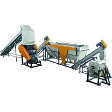 Máquina de recicl do floco do HDPE 1000kg / H para lavar a granulação