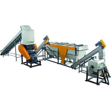 1000kg / h HDPE Flake, der Maschine für das Granulieren granuliert aufbereitet