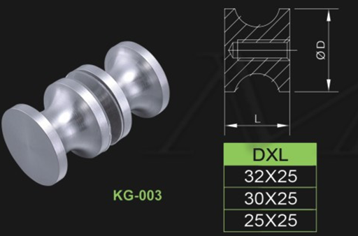 High Quality Solid Knobs