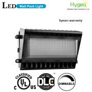 45watt 5000K DLC outdoor LED Wall Light
