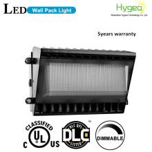 Luz de pared al aire libre de 45watt 5000K DLC LED