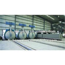 AAC Autoclave areated bloques de hormigón de la línea de producción de bloques planta bloque de la máquina