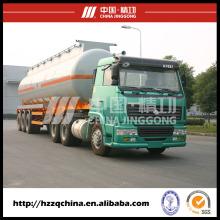 Camión de tanque químico (HZZ9405GHY) con alto rendimiento