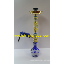 Wholesale New Fashion Zinc Alloy Nargile Smoking Pipe Shisha Hookah
