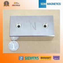 Estabilidad estable Potente N35-N52 Neodimio N50 Monopole Magnet