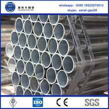 China Factory selling high quality pre-galvanized pipes