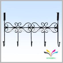 Overdoor Metal Customized Display hook rack for Hanging Items