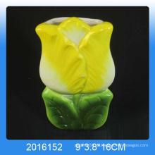 Dekorative Blume Design Keramik Luft Luftbefeuchter China Hersteller