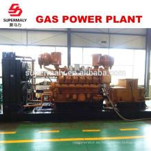 Fábricas de gas fiables con tecnología avanzada