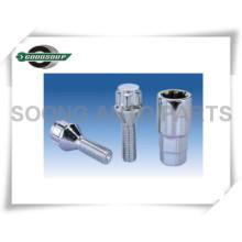 M12x1.5 Guard Wheel Lock Nuts & Bolts Wheel Nets Locks