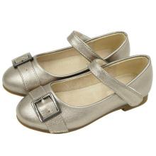 оптом производство детская линия девочки платье мягкие милые туфли