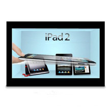 Painel LCD transparente do toque 46inch para anunciar