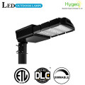5years warranty DLC approved led shoebox light