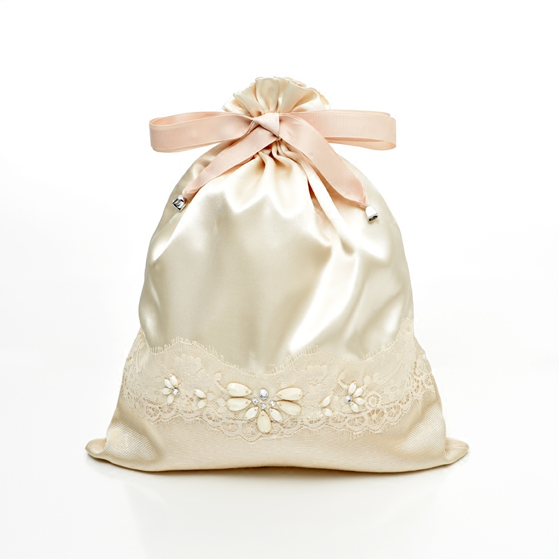 Satin Bag With Lining