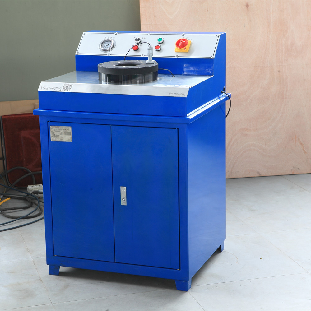 Nut Crimping Machine