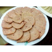 Carne do almoço da carne de porco, carne do almoço da galinha, carne em lata com fácil aberto