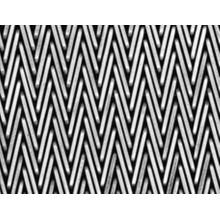 Regular Clinch Type Edges Compound Balanced Weave Fabric