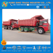 SINOTRUK 70T Mining Dump Truck ZZ5707S3840AJ